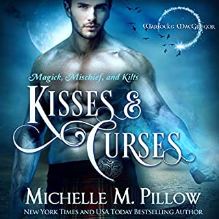 Kisses and Curses      Warlocks MacGregor, Book 6              By:                                                                                                                                 Michelle M. Pillow                               Narrated by:                                                                                                                                 Michael Ferraiuolo                      Length: 4 hrs and 59 mins     Not rated yet     Overall 0.0