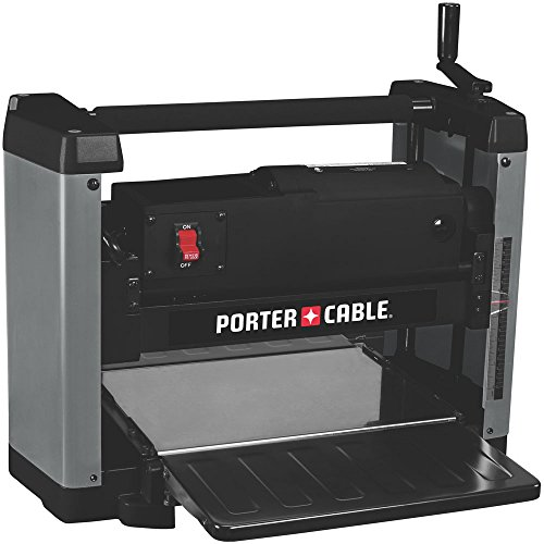 Porter-Cable 15 Amps 12 Inches Benchtop Planer (PC305TP)