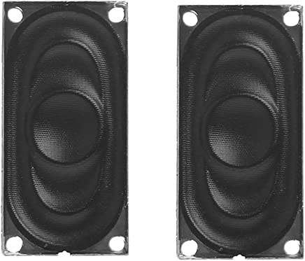 SimpleLife Mini Altoparlanti Audio 2040 8Ohm 2W (Set di 2), per Notebook Altoparlante Portatile 4 × 2 cm - Confronta prezzi