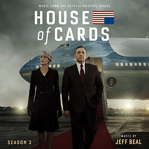 Price comparison product image House Of Cards - Season 3 (Jeff Beal) [2 CD]