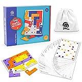 Juego de rompecabezas para niños de 4 a 5 6 7 años, regalo de...