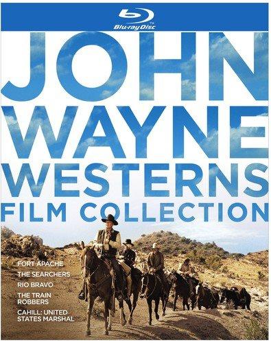 John Wayne Westerns Film Collection [Blu-ray]