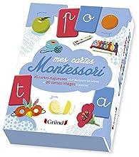 Mes cartes Montessori par Vendula Kachel