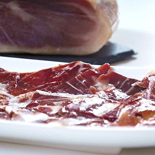 Generica - Jamón de bellota ibérico 50% raza ibérica CORTADO a cuchillo (cortador profesional) - PRP_0087 - Piezas entre 7,000 Kg. - 7,200 Kg.