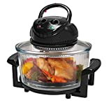 Oyama 12 Liter Turbo Convection Roaster Oven (BLACK), 13L