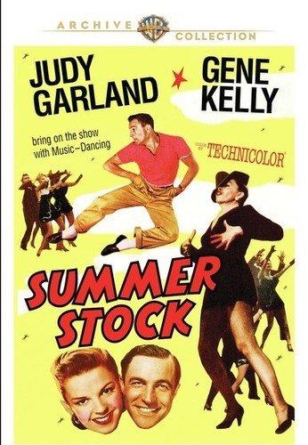 SUMMER STOCK - SUMMER STOCK (1 DVD)