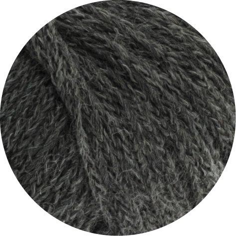 Lana Grossa Alta Moda Alpaca 22 - Dunkelgrau meliert