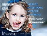 VITALITÉ INTESTINALE, VIVACITÉ CÉRÉBRALE  : Démarche alimentaire complémentaire aux différentes approches visant à améliorer le bien-être des personnes ... neurodéveloppementau (French Edition)