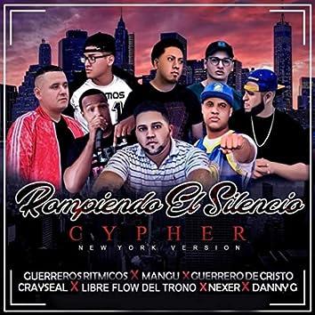 Rompiendo el Silencio (feat. Guerreros Ritmicos, Guerrero De Cristo, Mangu, Crayseal, Danny G & Nexer)
