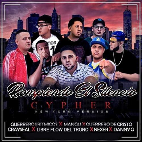 Libre Flow del Trono feat. Guerreros Ritmicos, Guerrero de Cristo, Mangu, Crayseal, Danny G & Nexer