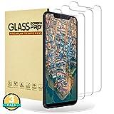 RIIMUHIR® [3 PACK Glass Screen Protector for Xiaomi Mi