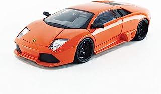 Fast & Furious 1:24 Roman's Lamborghini Murcielago, Orange, Die-cast Car, Toys for Kids and Adults