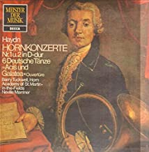 Hornkonzerte 1 u. 2, 6 Deutsche Tänze [Vinyl LP]