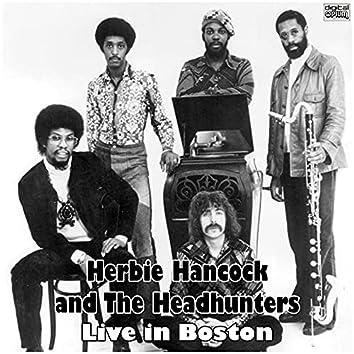 Live in Boston (Live)