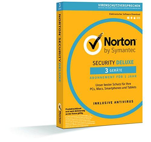 Preisvergleich Produktbild Norton Security 3.0 Deluxe 1User 3Device 1J Card Case deutsch