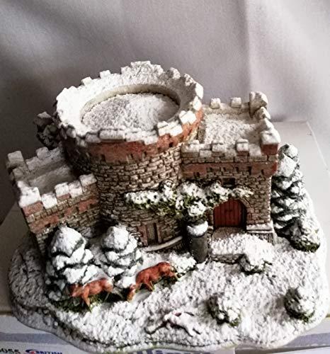 Lilliput Lane HELVELLYN Neve A Natale Cottage L3055