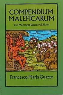 Compendium Maleficarum: The Montague Summers Edition (Dover Occult) by Francesco Maria Guazzo (1988-09-01)