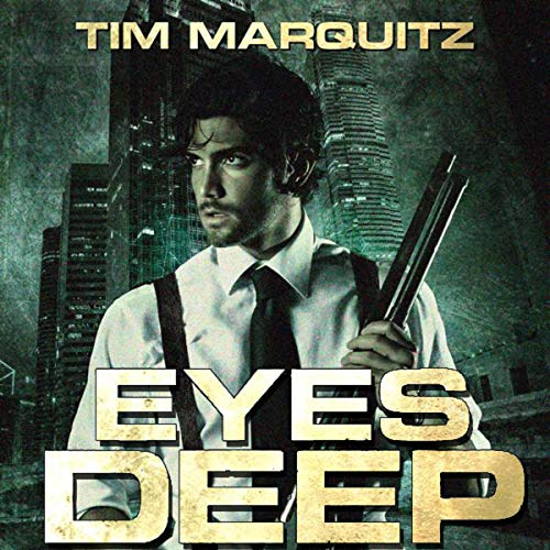 Couverture de Eyes Deep