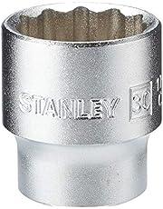 """Stanley - Llave de vaso 12"""" 12 p Expert"""