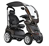 Drive Royale 4 Sport 8Mph Mobility Scooter Portable Travel Bronze