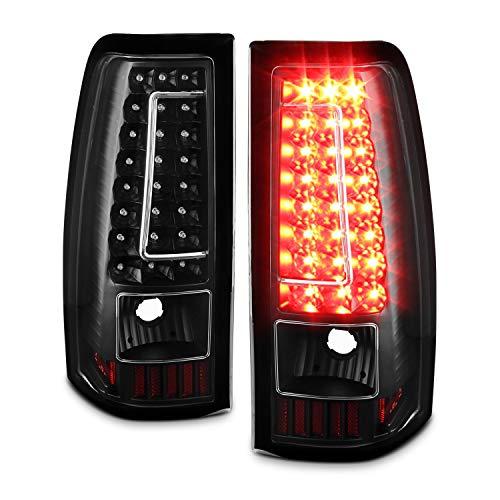 03 silverado led taillights - 4