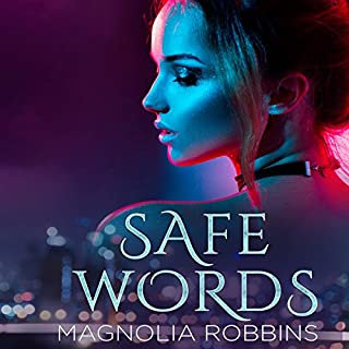 Safe Words audiobook cover art