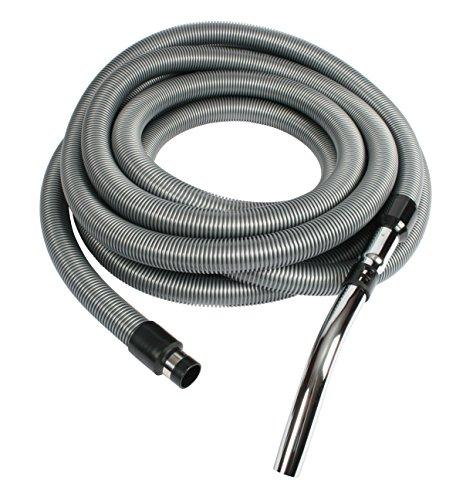Cen-Tec Systems 99867 Silver Vacuum Hose Kit, 50-Feet