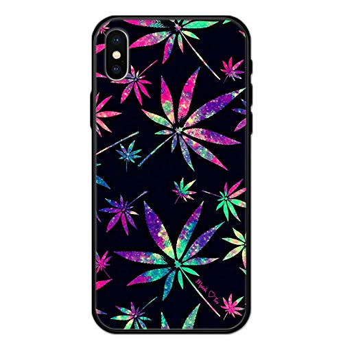 HUAI Carcasa para iPhone 5, 5S, SE, 5C, 6, 6S, 7, 8 Plus, X, XS XR 11 PRO MAX (color: A10, material: iPhone 5c)