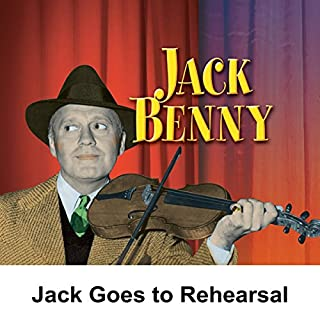 Jack Goes to Rehearsal cover art