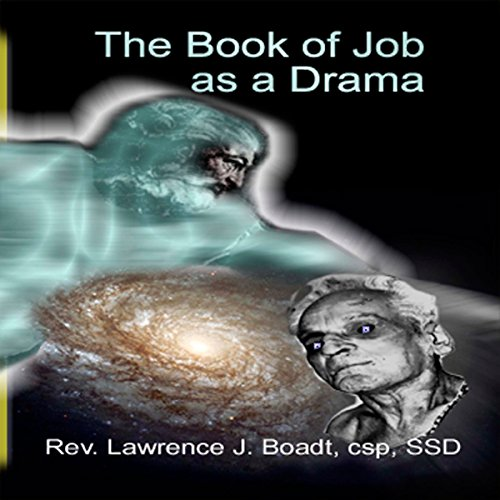 The Book of Job as a Drama audiobook cover art