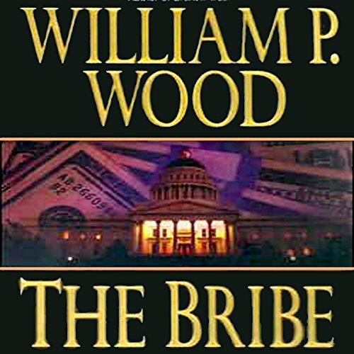 The Bribe audiobook cover art