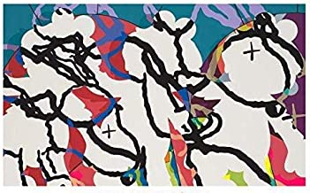 zolto poster Rare Poster Art KAWS Artist 12
