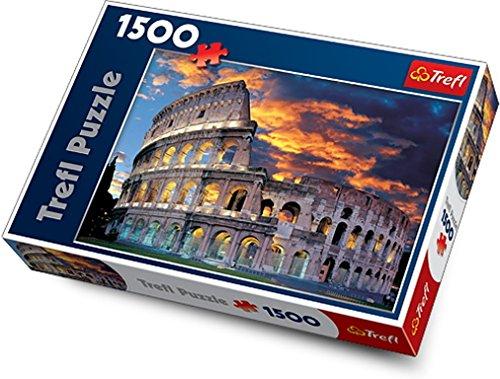 Trefl TRF26068 - Puzzle Colosseo Roma