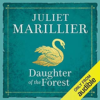Daughter of the Forest audiobook cover art