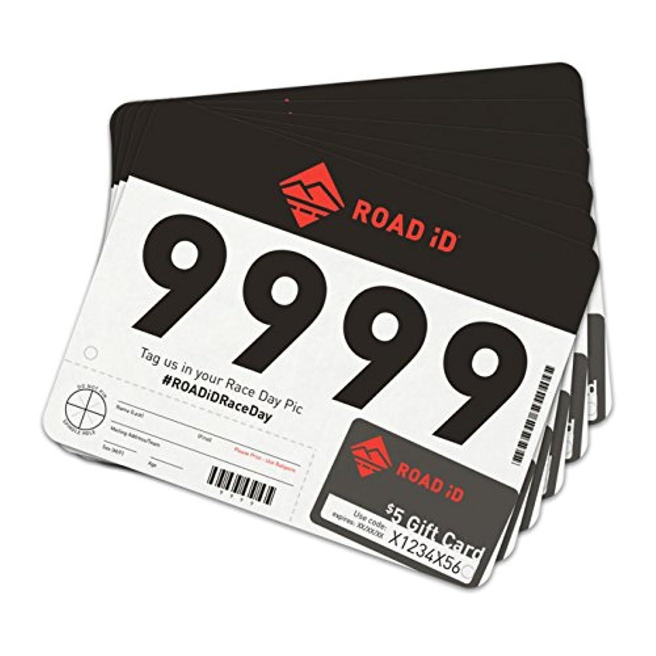 Road ID Running Bibs - Race Bibs, Race Numbers, Sports Bibs, Running Tags, Race Tags