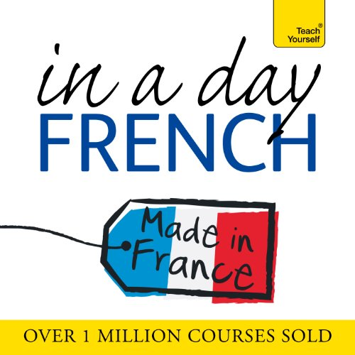 French in a Day audiobook cover art