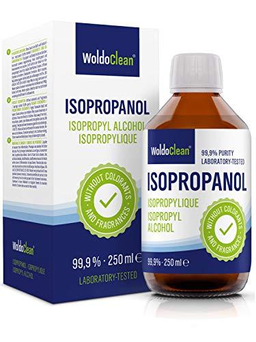 Isopropanol Alkohol 99,9% Reinheit 250ml