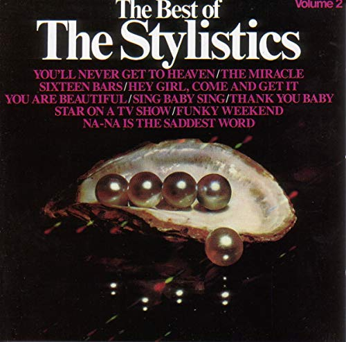 The Best of the Stylistics V. 2