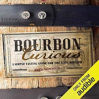Bourbon Curious audiobook cover art