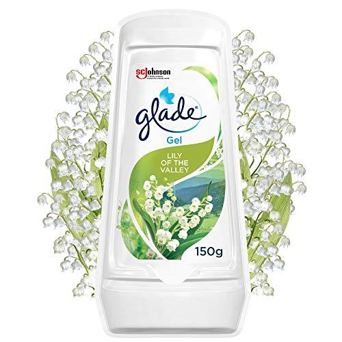 Glade Solid Gel Air Freshener, Odour Eliminator for Home & Bathroom, Pack...