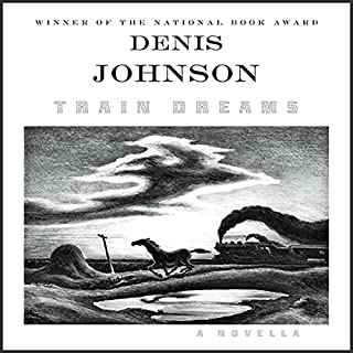 Train Dreams audiobook cover art