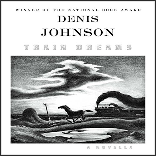 Train Dreams cover art