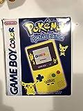 Game Boy Color Konsole, Pikachugelb -