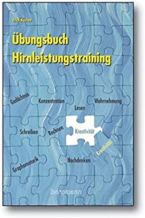 Übungsbuch Hirnleistungstraining by Erich Kasten