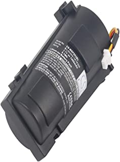 Cameron Sino Replacement Battery for Metrologic 00-06260A,46-46870 Fits MS9535,MS9535 VoyagerBT