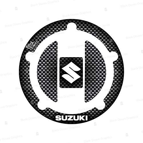 Tankdeckel aus Kunstharz, passend für Suzuki Tankpad 2003-2016
