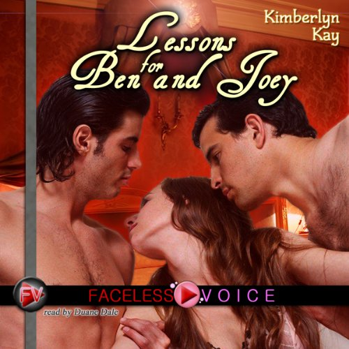 Lessons for Ben and Joey: Duane Dale Narration audiobook cover art