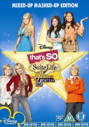 That's So The Suite Life Of Hannah Montana [2006] [DVD]