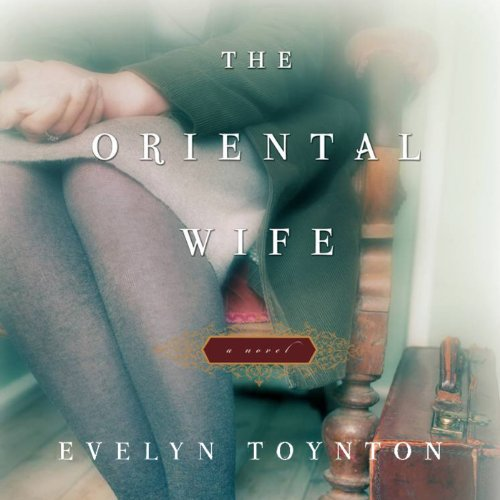 The Oriental Wife audiobook cover art