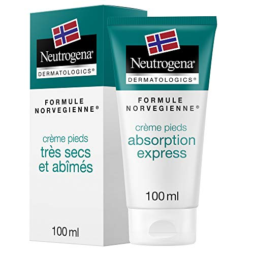 Neutrogena Crema Piedi per la pelle secca, 100ML